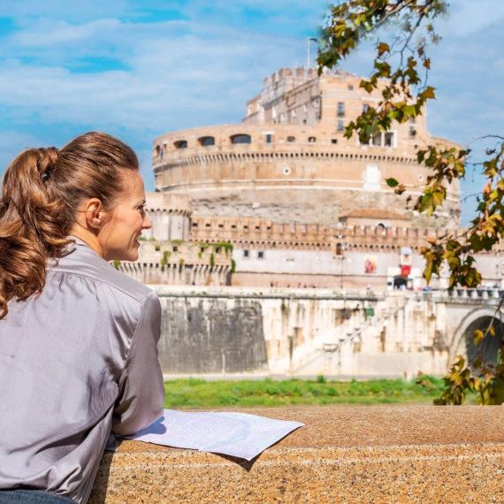 Roma in libertà